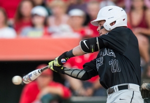 June 12, 2016: Providence's Jackson Stulas (20) bats during the IHSA 4A State Championship Game against Mundelein hosted at Silver Cross Field in Joliet.